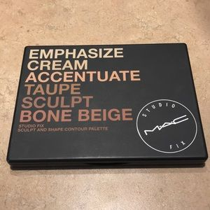 Mac Studio Fix Sculpt and Shade Contour Palette